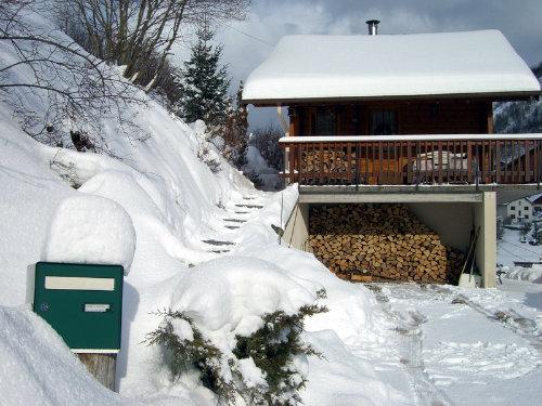 Chalet La Bresse - 5 personnes - location vacances  n°49838