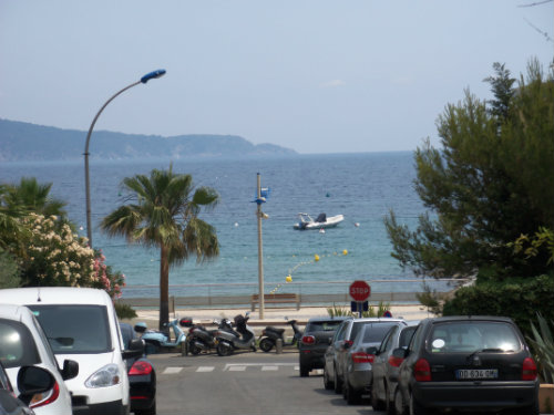 Studio Cavalaire Sur Mer - 4 personnes - location vacances  n°49841