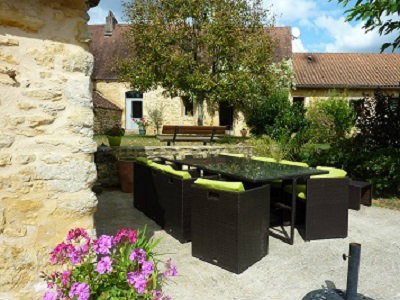 Bed and Breakfast in Sarlat - Vakantie verhuur advertentie no 49845 Foto no 4