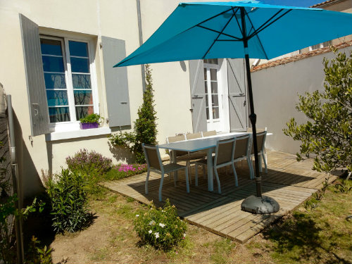 House Saint Denis D'oleron - 6 people - holiday home  #49893