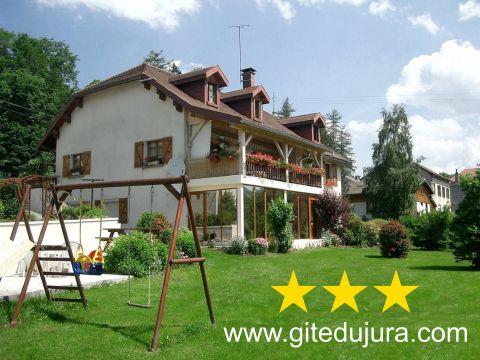 Gite Foncine Le Haut - 6 personen - Vakantiewoning  no 49898