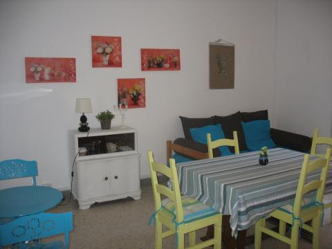 Flat Cianciana - 3 people - holiday home  #49914