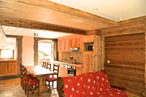 Chalet in La Chapelle d abondance - Vacation, holiday rental ad # 49917 Picture #0