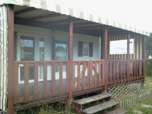 Mobile home 6 people Gastes - holiday home  #49941