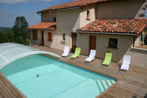 Gite St Martin La Sauveté - 12 people - holiday home  #49957