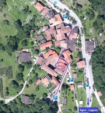 Maison Bioggio - Iseo - 6 personnes - location vacances  n°49974