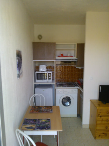 Studio in Nîmes  - Vacation, holiday rental ad # 49976 Picture #6