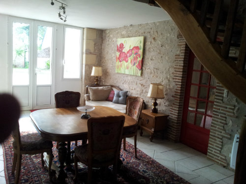 Gite in CORMERAY - Vacation, holiday rental ad # 49979 Picture #3
