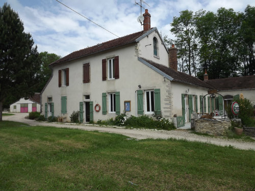 Huis 8 personen Marigny Le Cahouet - Vakantiewoning  no 49992