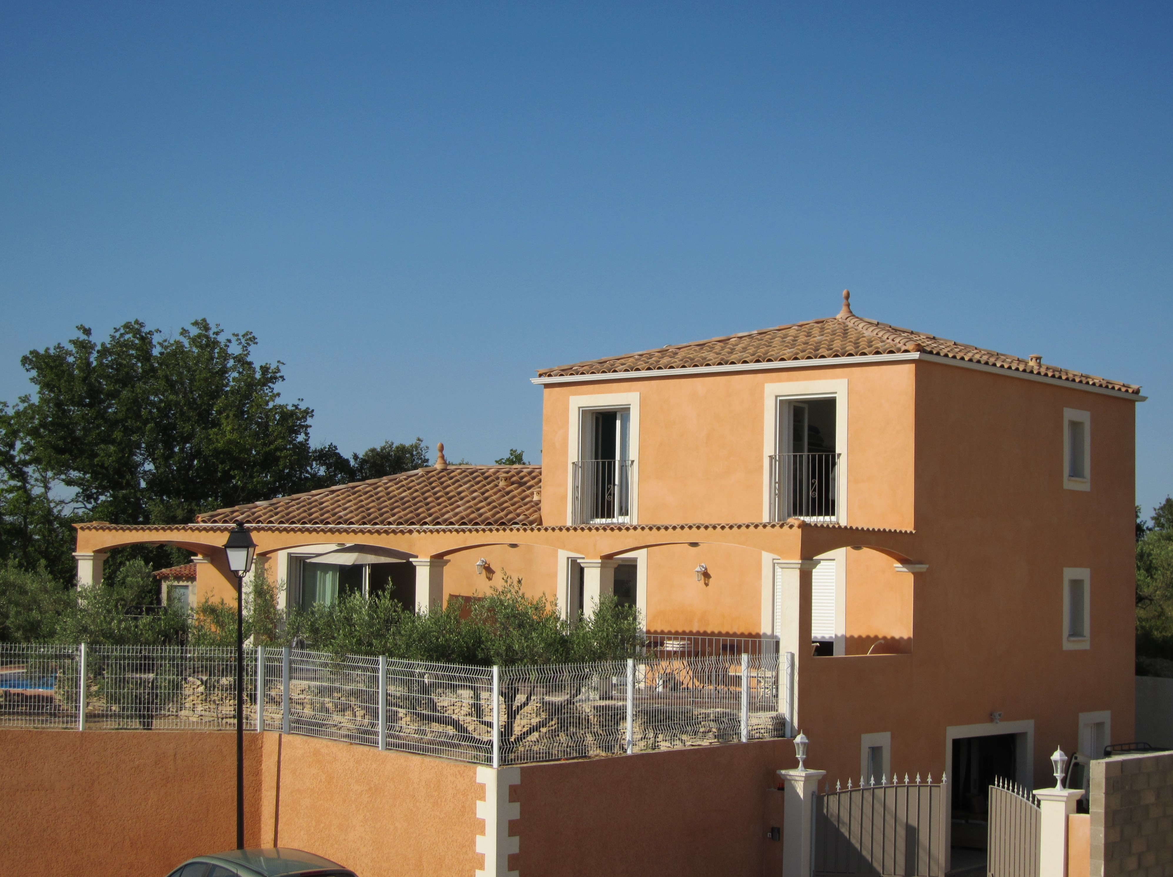 House Souvignargues - 10 people - holiday home  #49999