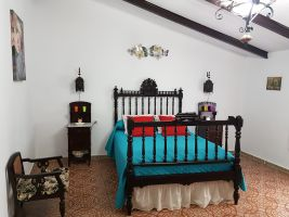 Gite Almonaster La Real - 8 personnes - location vacances  n°49847