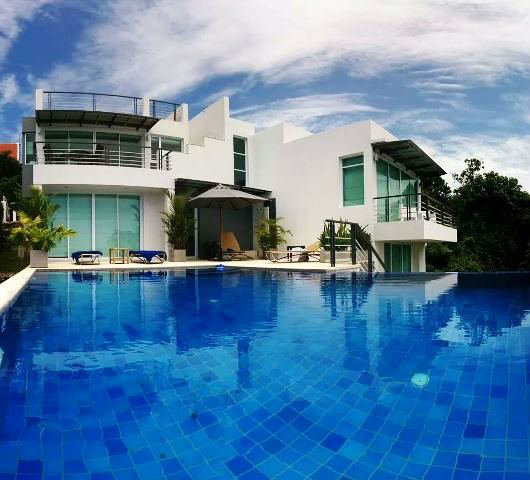 House in Bang Por - Vacation, holiday rental ad # 50025 Picture #0