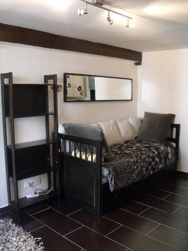 maison nice louer pour 2 personnes location n 50026. Black Bedroom Furniture Sets. Home Design Ideas