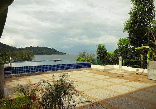 Kata noi beach, phuket -    view on sea