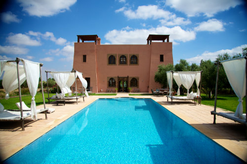 House Marrakech - 20 people - holiday home  #50054