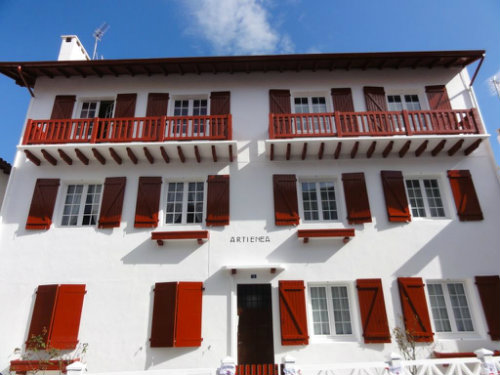 Flat Saint Jean De Luz - 4 people - holiday home  #50057