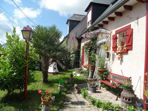 Bed and Breakfast Hirel - 2 personen - Vakantiewoning  no 50060