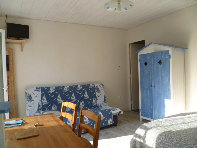Studio in Saint-Pierre d'Oléron - Vacation, holiday rental ad # 50064 Picture #1