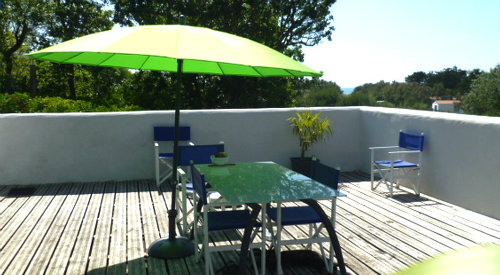Studio in Saint-pierre d'oléron for   2 •   view on sea   #50074