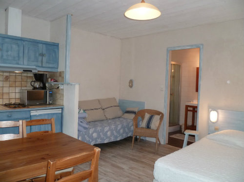 Studio Saint-pierre D'oléron - 2 people - holiday home  #50075