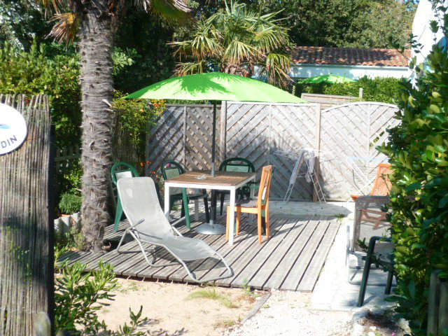 Flat in Saint-pierre d'oléron for   5 •   with terrace   #50077
