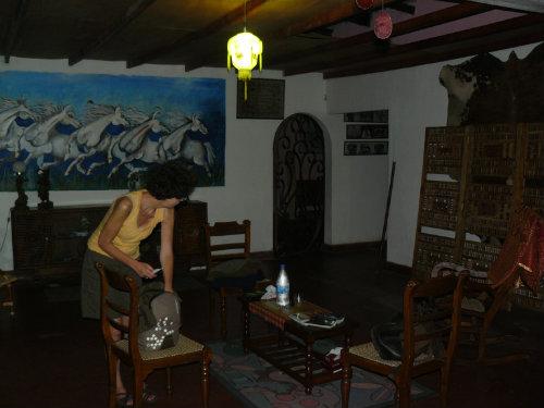 Chambre d'hôtes à Kandy pour  5 •   avec terrasse   n°50090