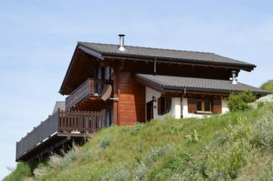 Chalet Mase, Mont Noble,  - 6 people - holiday home  #50131