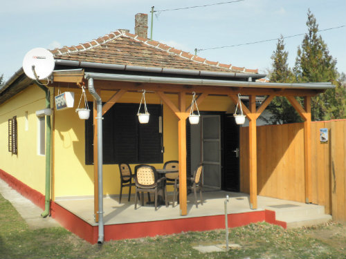 House 4 people Balatonlelle - holiday home  #50140