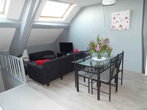 Gite La Roche Guyon - 4 personnes - location vacances  n°50147