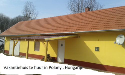 House in Polany - Vacation, holiday rental ad # 50151 Picture #2