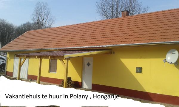 House Polany - 6 people - holiday home  #50151
