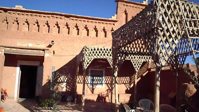 Gite Ouarzazate - 15 personnes - location vacances