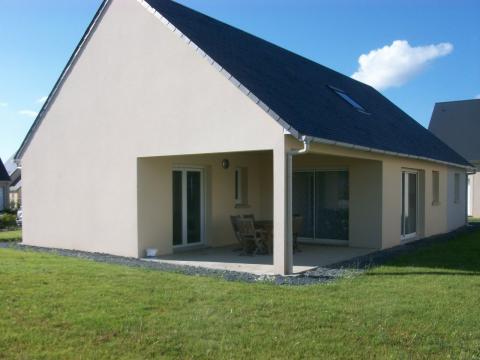 Maison à St laurent sur mer pour  7 •   parking privé   n°50176