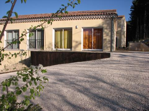 Gite  - 9 people - holiday home  #50197