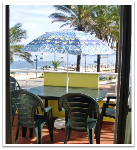 Appartement Cabanas De Tavira Dp - 4 personnes - location vacances  n°50223
