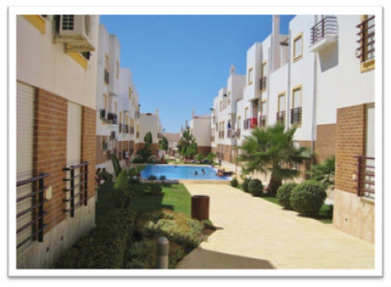 Flat in Cabanas de Tavira KL - Vacation, holiday rental ad # 50224 Picture #0