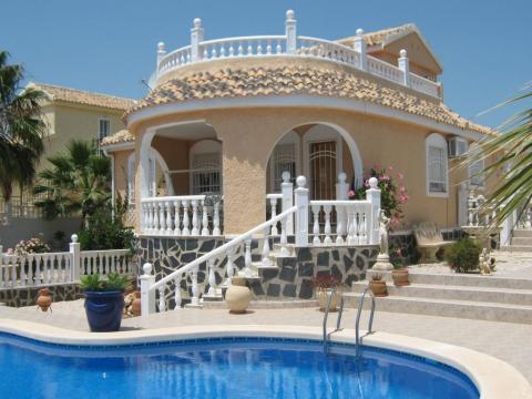 Maison Mazarron-murcia - 6 personnes - location vacances  n°50255