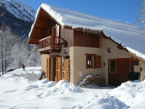Chalet in Névache - Vacation, holiday rental ad # 50274 Picture #0
