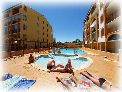 Appartement 5 personen Cap D'agde - Vakantiewoning  no 50278