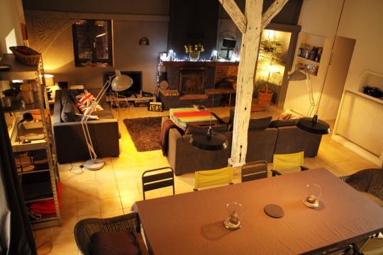 Maison Courgenard - Proche Le Mans - - 6 personnes - location vacances  n°50282