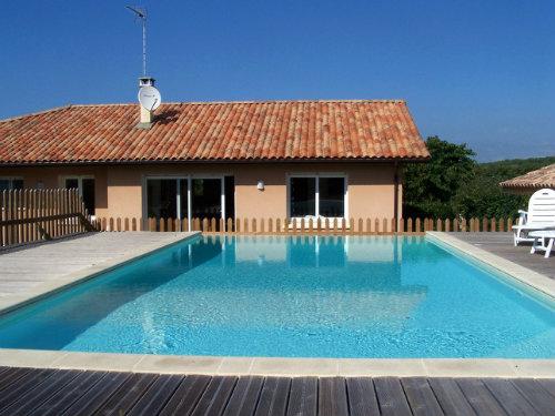 Maison Moliets Et Mâa - 8 personnes - location vacances  n°50289