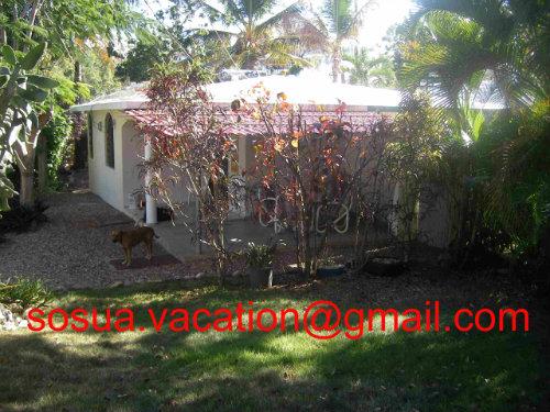 Casa rural 2 personas Sosua - alquiler n°50299
