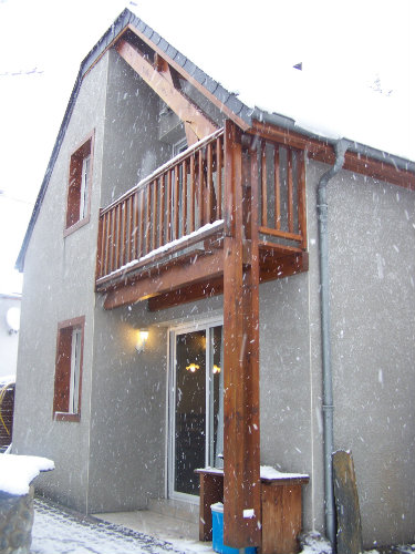 Chalet Luz Saint Sauveur - 10 people - holiday home  #50307