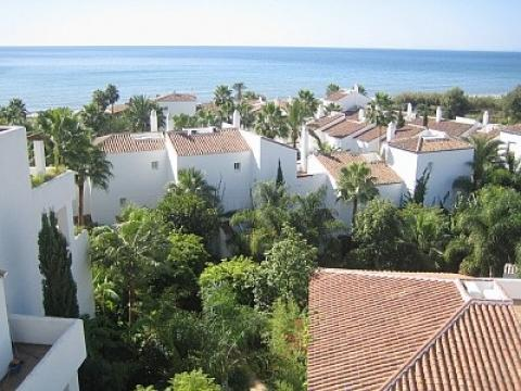 Flat in Marbella for   5 •   with shared pool   #50369