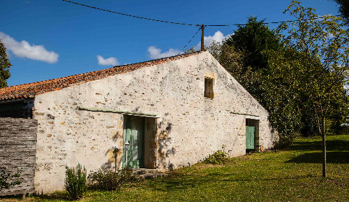 Farm Saint-coutant Le Grand - 6 people - holiday home  #50382