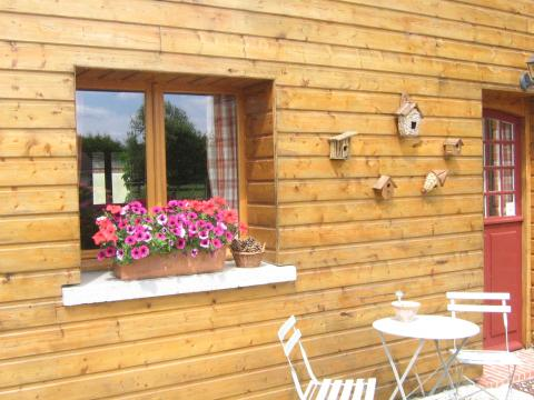 Farm 5 people Quetteville - holiday home  #50401