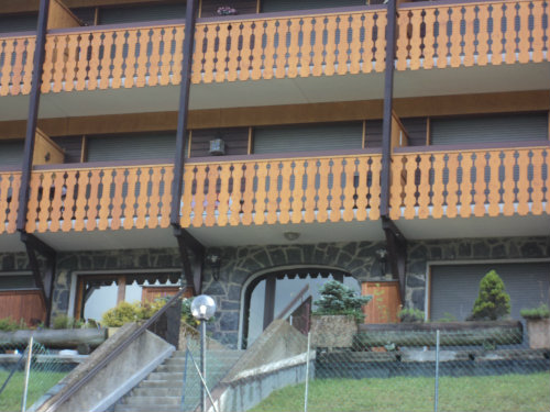 Flat in Chatel for   4 •   with balcony