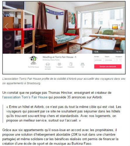 Maison Strasbourg - 15 personnes - location vacances  n°50447