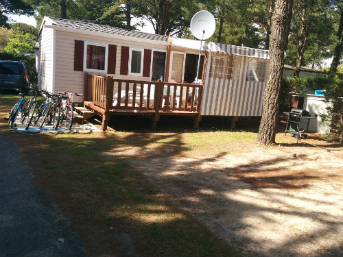 Mobile home in Saint jean de monts - Vacation, holiday rental ad # 50463 Picture #9