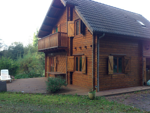 Chalet Le Lude - 10 people - holiday home  #50476